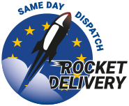 Rocket Delivery Logo